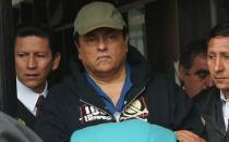 ¿Cómo la Policía capturó a Benedicto Jiménez?