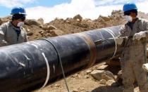 """Ollanta Humala: """"Se está trabajando para acelerar el Gasoducto Sur Peruano"""""""