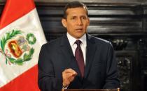 Ollanta Humala se reunirá con el papa Francisco en El Vaticano