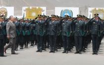 Más de 6.700 policías se graduaron en todo el país