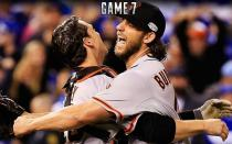 San Francisco Giants gana Serie Mundial 2014 y Hollywood lo celebra así