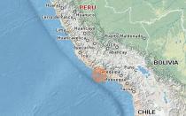 Arequipa: Sismo de 5,3 grados alarmó a la población