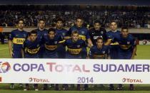 Copa Sudamericana: Boca Juniors venció 1-0 a Cerro Porteño