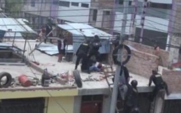 Relevan a mandos policiales tras violento desalojo en Cajamarca