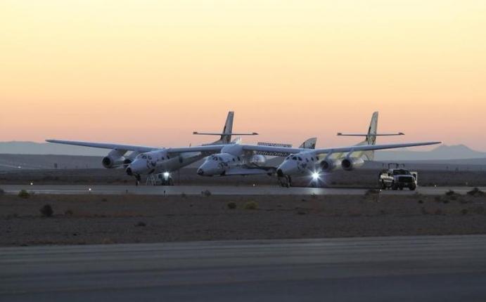 SpaceShipTwo se estrelló tras sufrir anomalía
