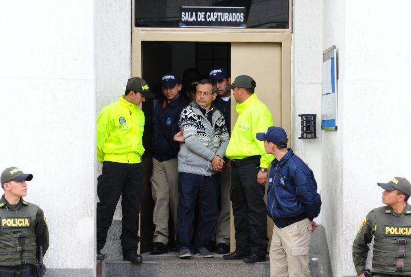 Rodolfo orellana el traslado de colombia al per for Ministerio del interior colombia
