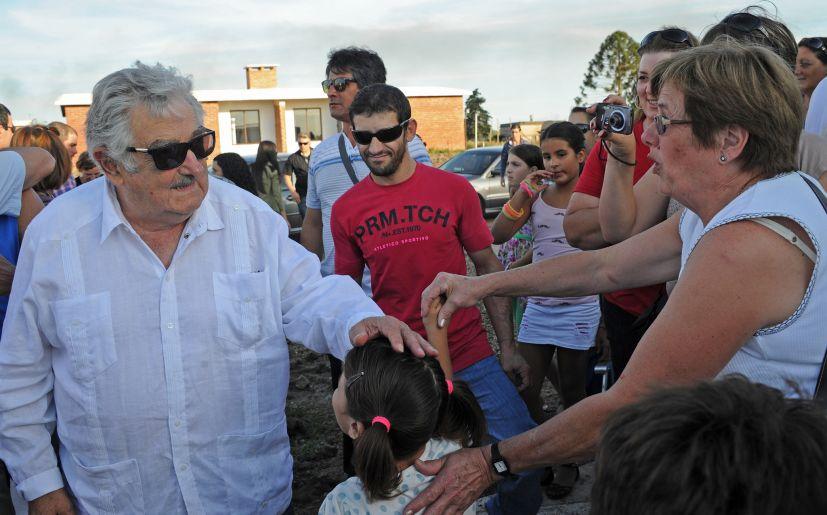 Mujica dejará la presidencia el 1 de marzo. (Foto: Presidencia del Uruguay)