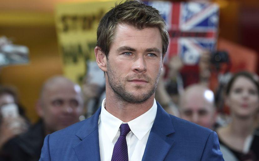 Chris Hemsworth en est...