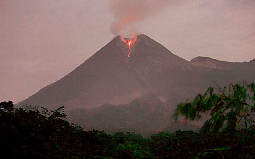 Volcán Telica de Nicaragua produce dos explosiones con gas y ceniza