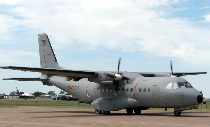 哥倫比亞軍機發生意外 12人死亡