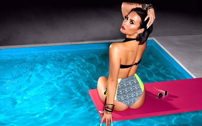 Demi Lovato: internet, sexo y escndalo otra vez?