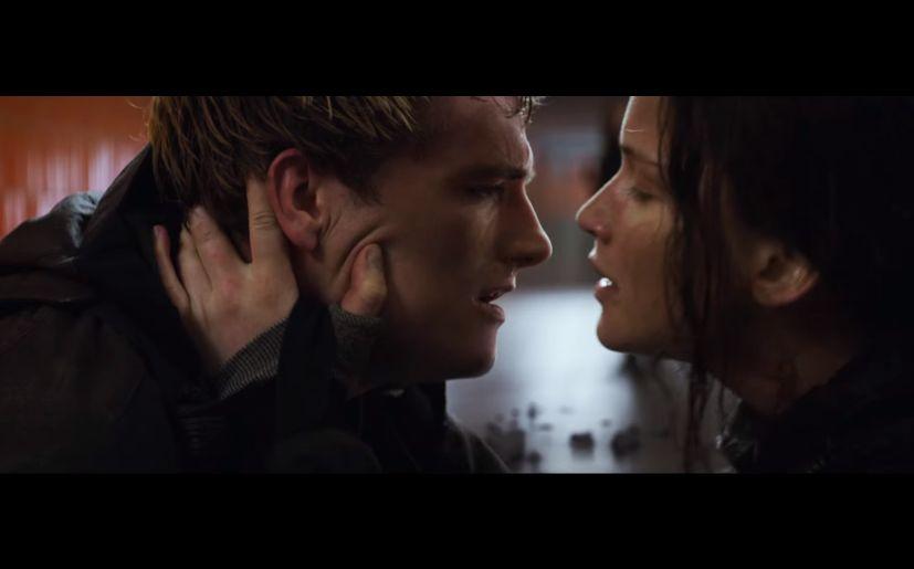 Josh Hutcherson es Peeta y Jennifer Lawrence es Katniss en 'The Hunger ...