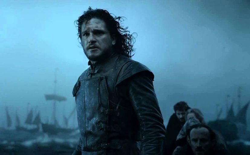 Kit Harington es Jon Snow en 'Game of Thrones' (Foto: HBO)