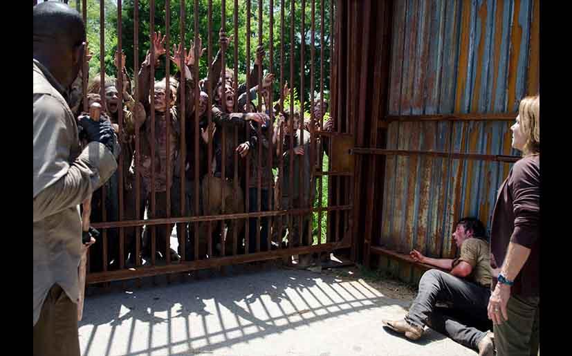 The Walking Dead: ¿qué pasó en el episodio 5 de la temporada 6? | SPOILER