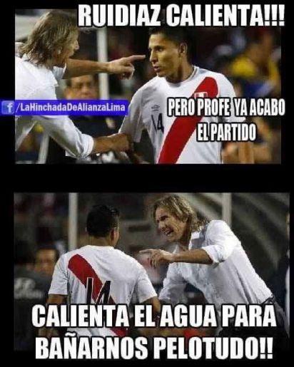 Perú vs Brasil los memes de la derrota 3,0 en eliminatorias Rusia 2018