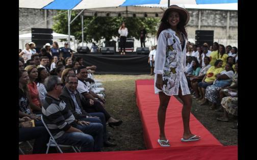 Miss Penitenciaría: la belleza florece en una cárcel de Brasil