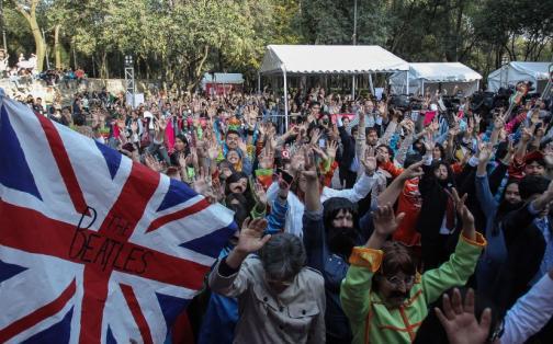 México: fans de The Beatles rompieron récord Guinness   FOTOS