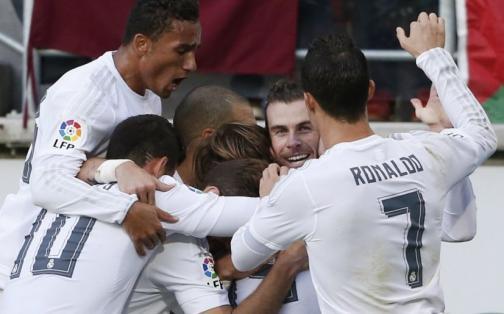 Eibar vs Real Madrid: 'merengues' levantaron cabeza en la Liga Española | FOTOS