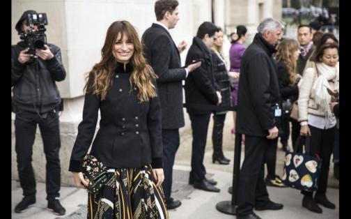 Chanel: celebridades llegaron al desfile de Karl Lagerfeld en París | FOTOS