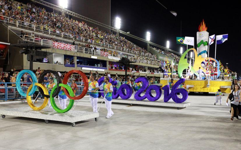 JUEGOS OLIMPICOS 2016 RIO DE JANEIRO