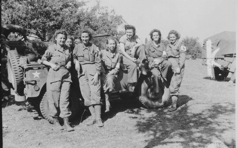 Segunda Guerra Mundial Y El Rol De Las Mujeres Latinas