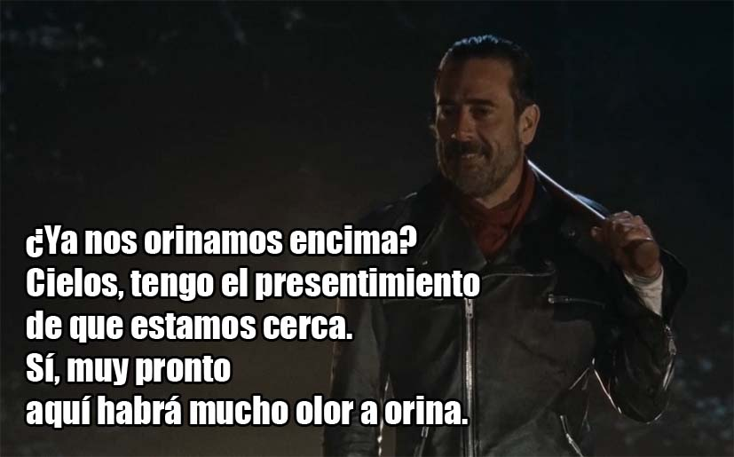 frases de the walking dead