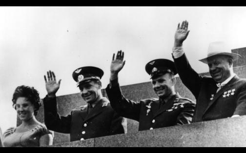 Yuri Gagarin: 5 datos que no sabías del vuelo del primer hombre en el espacio