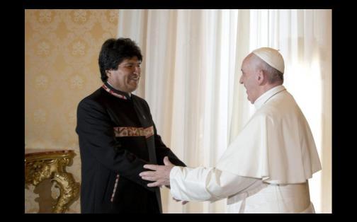 Evo Morales: ¿por qué le recomendó al papa Francisco que consuma coca?