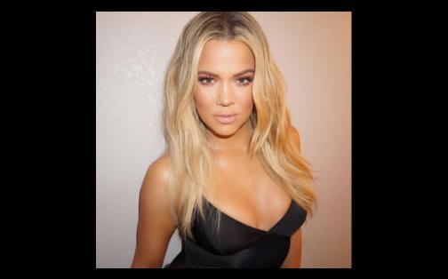 Khloé Kardashian te dice 'buenos días' de la manera más 'hot'
