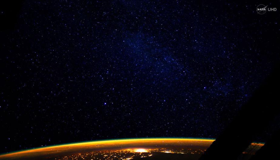 NASA: Impresionantes Auroras Boreales En El Espacio En 4K