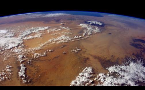 NASA: increíbles vistas de la Tierra desde el Espacio en Ultra HD 4K