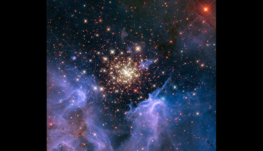 NASA: encuentran fuente de rayos cósmicos radioactivos