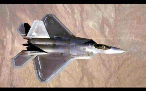 Aviones de guerra: ¿EEUU prefiere al Raptor F-22 que al moderno F-35?