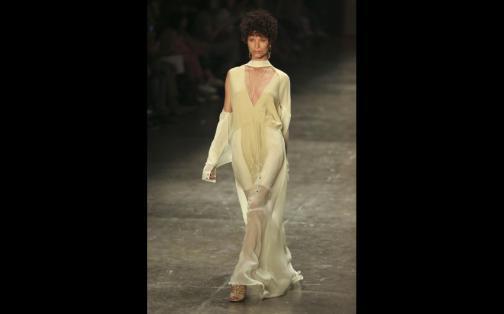 Semana de la Moda de Sao Paulo realza en nueva edición el trabajo manual