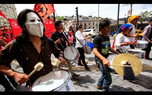 Así se conmemoró el Día del Trabajo en América Latina