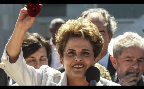 10 frases de Dilma Rousseff tras ser suspendida por el Senado