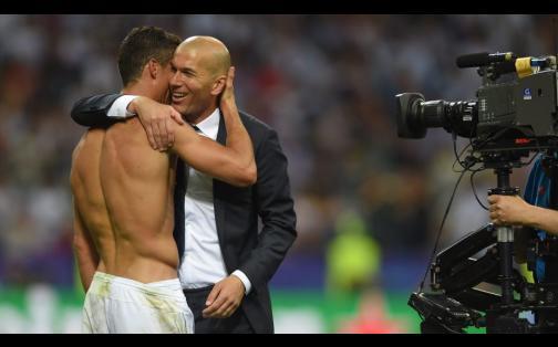 Cristiano Ronaldo celebró así la undécima Champions League de Real Madrid