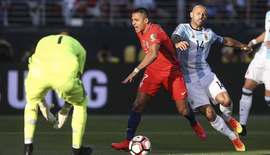 Argentina-Chile [Final Copa America 2016] Tirá tu Pronóstico