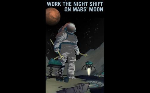 NASA busca a sus primeros 'exploradores marcianos'