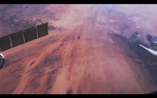 NASA te muestra la belleza de la Tierra en video 4K
