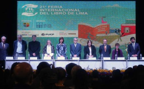 FIL Lima 2016: la guerra, la literatura y la paz, por Le Clézio