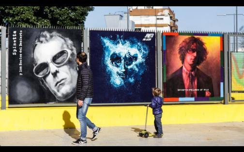 Luis Alberto Spinetta: Buenos Aires le rinde homenaje bautizando túnel con su nombre