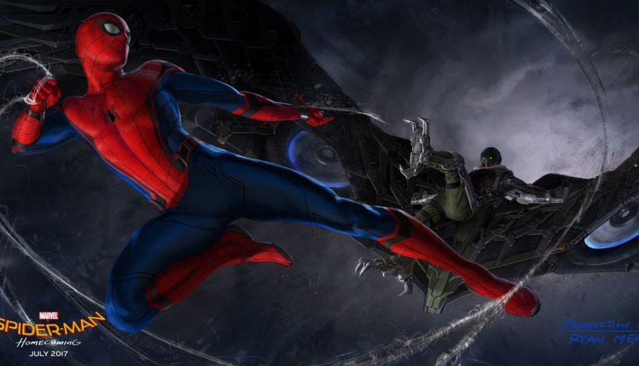 Spider-Man: tráiler fue visto en la Comic-Con 2016 y esta es su descripción