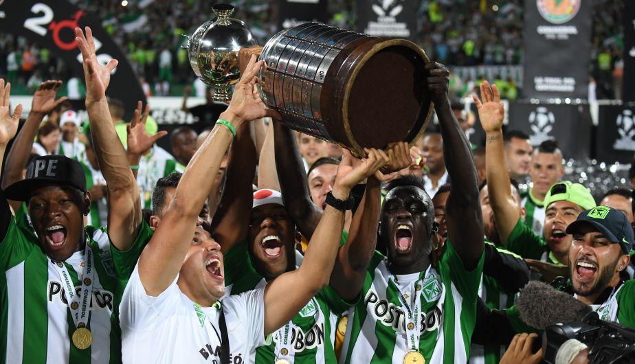 COLOMBIA: ¡Campeón de la Copa Libertadores, su majestad Nacional!
