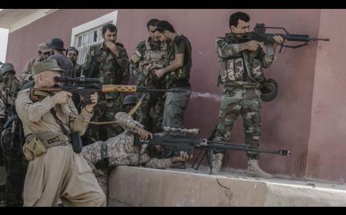 ISIS: Peshmerga en operaciones para recuperar ciudades cercanas a Mosul | FOTOS