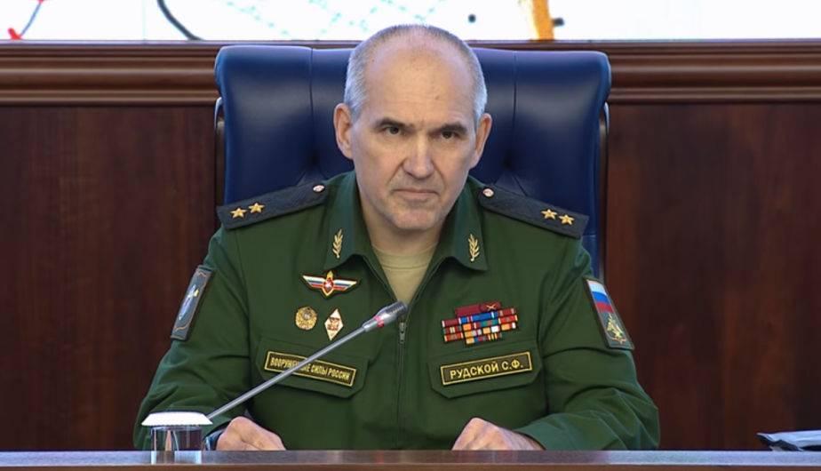Resultado de imagen de Estado Mayor ruso niega bombardeos contra objetivos civiles en Alepo