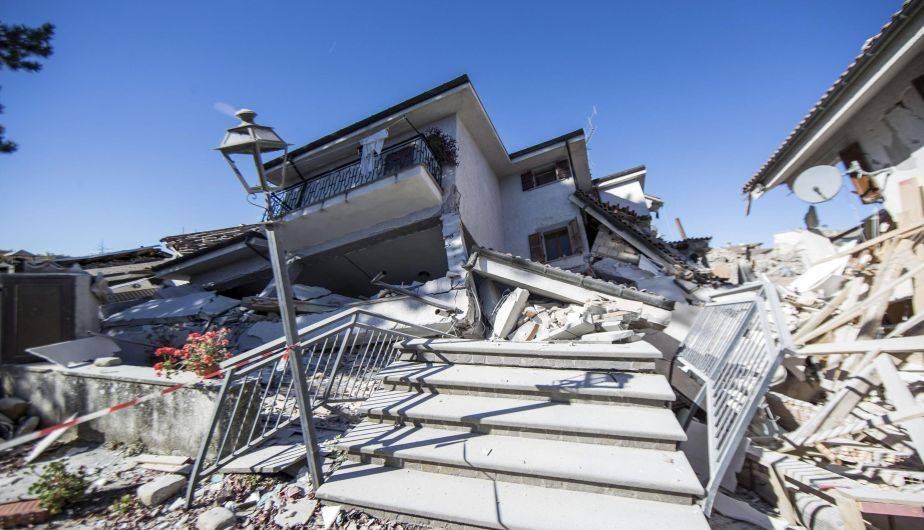 Un nuevo sismo sacudió el centro y el sur de Italia