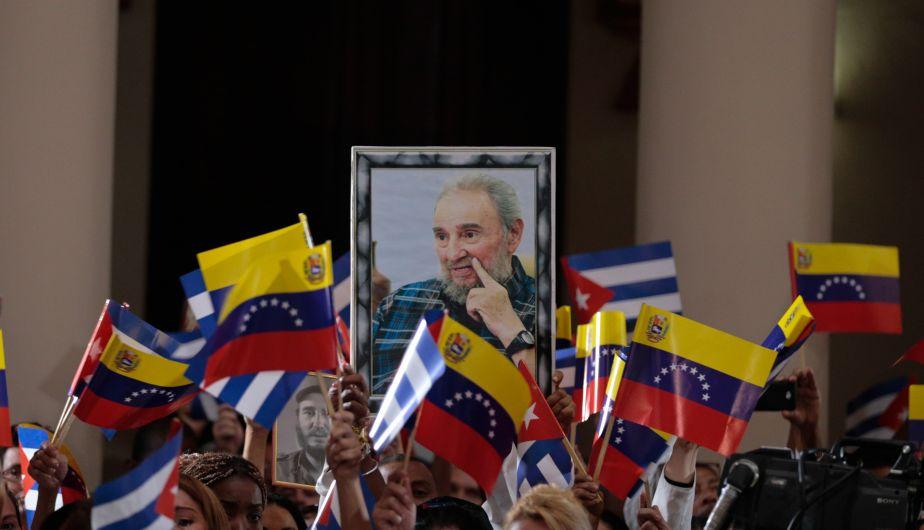 Cuba se prepara para rendirle homenaje a Fidel Castro