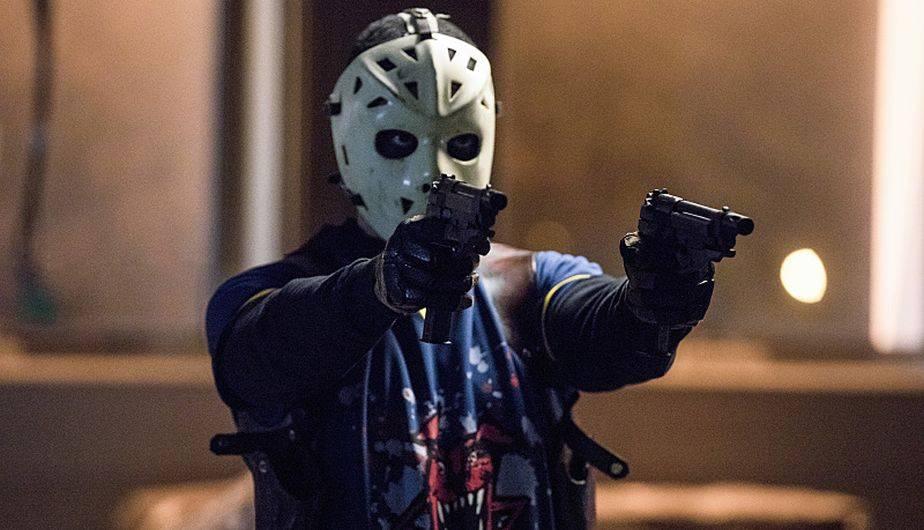 Rick Gonzalez es Rene en 'Arrow' (Foto: The CW)