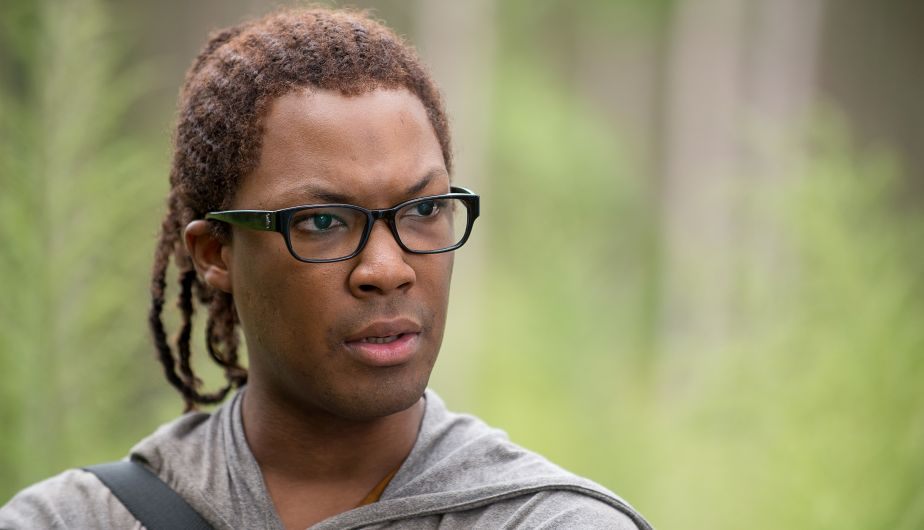 The Walking Dead: ¿Corey Hawkins confirmó la muerte de Heath con estas palabras?